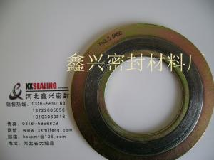 China ASME Gasket      ASME B16.20 Gasket    American Standard metal spiral wound gasket on sale