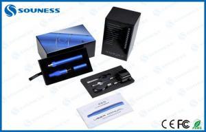 China Ago Dry Herb E Cigarette Vaporizer Electronic Cigarette Starter Kit supplier
