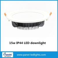 China No Flickering Dimmable LED Downlights 105x120mm 15w downlight for home school on sale