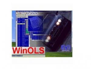 China Vehicle Diagnostics Software WinOLS Support OLS200 Simulator Module on sale