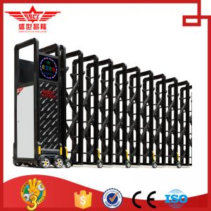 China Hot  selling  strong motor automatic sliding gate for factory-L1439 on sale