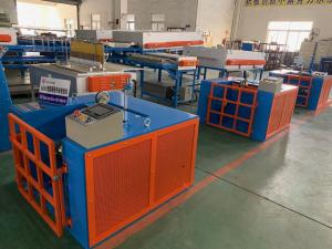 China High Speed Copper Wire Bunching Machine With Automatic Tension Control on sale