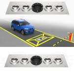 Fixed Under Vehicle Bomb Detector Mcd-V9 Automatic Under Vehicle Inspection System