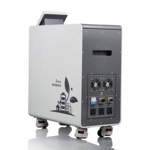 China 220V / 230V / 240V AC Household Energy Storage System Built - In MPPT Solar Controller on sale