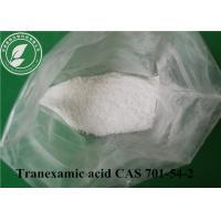 Pharmaceutical Raw Powder Tranexamic Acid For Blood Clotting CAS 701-54-2