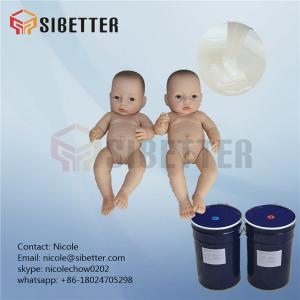 China Reborn Silicone Baby Making Lifecasting Silicone Rubber on sale
