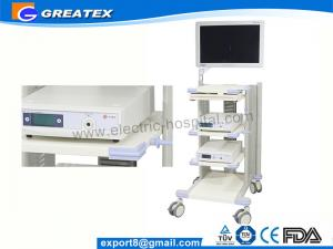 China Endoscope Trolley with Adjustable Stand / Medical Trolley Caster Wheel (GT-WT06) on sale