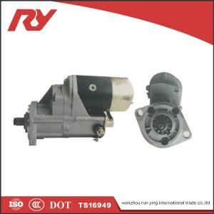 China Auto Spare Part Nippondenso Starter Motor 02800-6010 With Favorable Price on sale