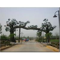 China outdoor project decoration tree/huge artificial banyan tree on sale