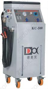 China fuel system flush equipment on sale