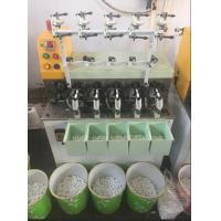China Five Head Automatic Moto Arn Cocoon Bobbin Winding Machine Small Volume 85KG 250W on sale