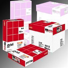 China DELI A4 Copy Paper on sale