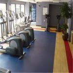 Indoor PVC Sports flooring roll gym center pvc sports floor