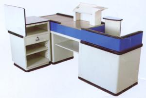 China supermarket checkout counter NNSY18 on sale
