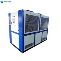Best Price Mgreenbelt Low Temperature -15 C 40 Kw Air Cooled Water Chiller For Pharmaceuticals