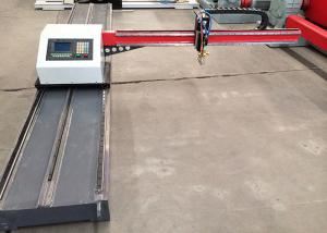 China Heavy Duty Flame CNC Plasma Cutting Machine Portable 1500X3000mm 200W Rated Power on sale