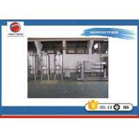 Large Capacity Reverse Osmosis Equipment , High Efficient Pure Water Ro Filter System