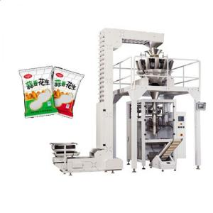 China automatic filling machine Pretzels nut packaging machine,automatic filling machine Macadamia nut packaging machine on sale