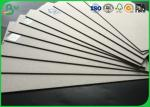 China FSC Certificated High Density Corrugated Medium Paper 1.5mm - 2.5mm Grey  Board With Grey Back wholesale