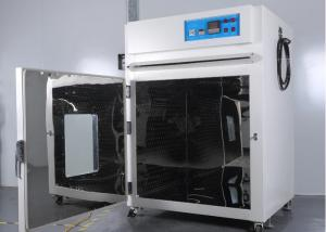 China High Precision Temperature Controlled Industrial Drying Oven , Dust - Free Hot Air Drying Oven on sale