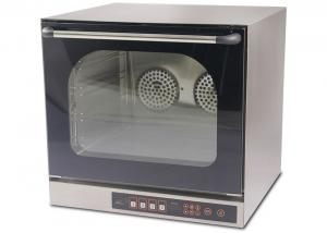 China Hot Air Heating Electric Baking Ovens with LED Temperature / Digital Convection Oven High Humidity Type on sale