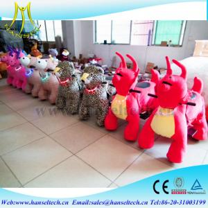 China Hansel kids play ground equipment park rides wholesale amusement  kid rides for sales kiddie ride coin operated on sale