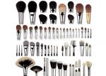 Highest Grade Natural Hair Private Label Makeup Brushes With Copper Ferrule