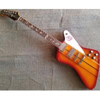 Firehawk factory custom Firebird guitar alien Electric guitars top quality in red color musical instruments