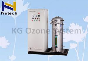 China 1kg 2kg Large Ozone Generator With Oxygen Feeding For Industrial Water Treatment on sale