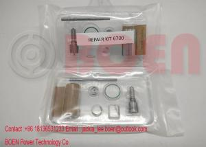 China Howo WD615 Engine BOEN Denso Injector Repair Kit 095000 6700 R61540080017A on sale