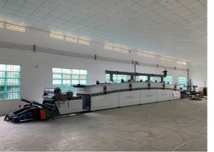 China Corrugated Cardboard Flute Laminator Machine , Full Auto Paper Laminating Machine on sale