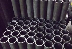 China BS6323-3 Hot Hinished Seamless Steel Pipes Automotive tubing on sale