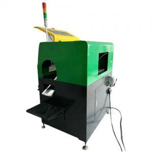 China Semi Automatic Pipe Cutting Machine , Tube Cutting Equipment Patented Design on sale