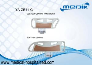 China Protective Hospital Bed Side Rails Hospital Bed Accessories Use In ICU Bed on sale