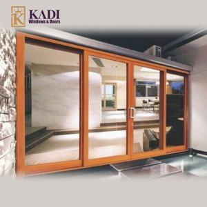 China 120 Heavy Duty Glass Aluminium Patio Doors on sale