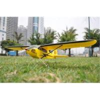 China Mini Size EPO RC 2.4Ghz 4 channel Piper J3 Cub Radio Controlled Airplane on sale