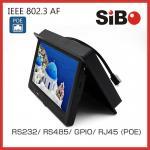 9 Tablet PC con el POE, WiFi, puerto serie de Android del soporte de la pared de la pulgada
