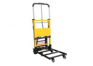 Iso Electric Portable Hand Truck Stair Climbing Trolley Aluminum