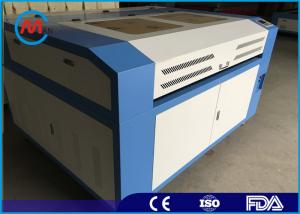 China Water Cooled 100W CO2 Laser Engraving Machine , Automatic Laser CNC Router on sale