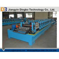 Photovoltaic Roll Forming Machinery , Metal Rolling Equipment Pass CE And ISO