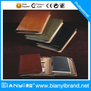 China 2015 Note book Paper Diary A5 Day To Page 2015 Journal Paper Journals on sale