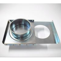 Custom Precision Ac Zone Dampers , Adjustable Blast Gate Air Conditioning Duct Dampers