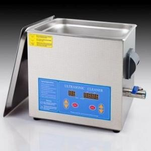 China 360W 13L big mechanical ultrasonic cleaner /industry ultrasonic cleaner/linear position cleaner on sale