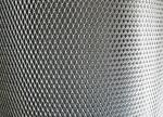 1mm Thick Expanded Metal Grating, 2.5mm - 50mm SWM Expanded Sheet Metal Mesh