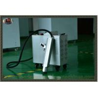 High Accurate 100 Watt Laser Cleaner , Laser Cleaning Machine No Pollution