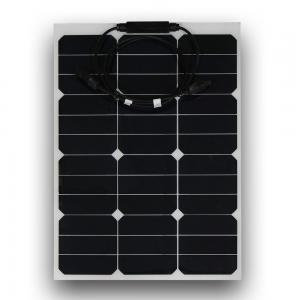 China Thin Film SunPower Monocrystalline Panels Bending As Moving Battery Charger on sale