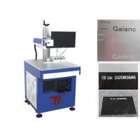 China Cheap Laser Engraving Machine Metal Price , Aluminum Laser Engraving Machine on sale