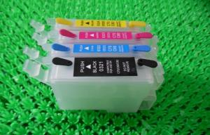 China 4 colors T0321-T0324 For Epson Refillable ink Cartridge on sale