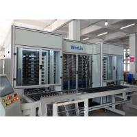 Full automatic large format ID Smart card lamination machine 600 * 750mm 8 Daylights