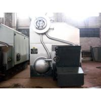 High Efficiency Wood Coal Fired Steam Boiler 10 Ton For Chemical Industrial